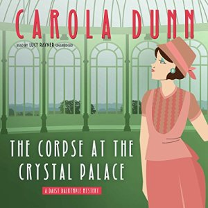 The Corpse at the Crystal Palace audiobook cover art