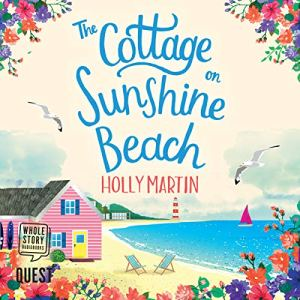 The Cottage on Sunshine Beach audiobook cover art