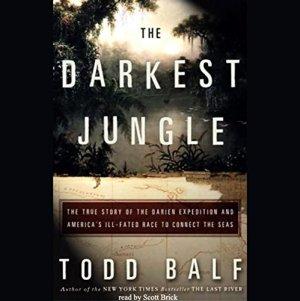 The Darkest Jungle audiobook cover art