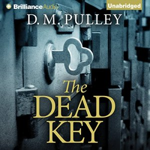 The Dead Key audiobook cover art