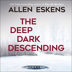 The Deep Dark Descending audiobook cover art