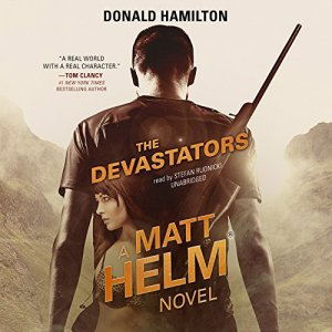 The Devastators audiobook cover art