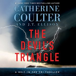 The Devil's Triangle audiobook cover art