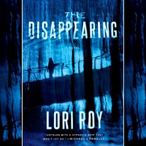 The Disappearing audiobook cover art