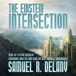 The Einstein Intersection audiobook cover art