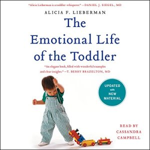 The Emotional Life of the Toddler audiobook cover art