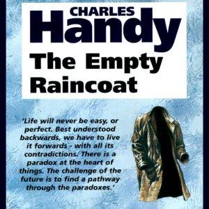 The Empty Raincoat audiobook cover art