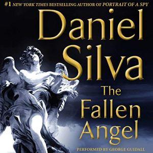 The Fallen Angel: Gabriel Allon, Book 12 audiobook cover art