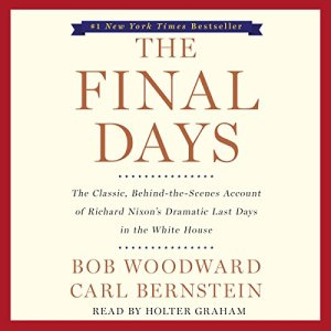The Final Days audiobook cover art