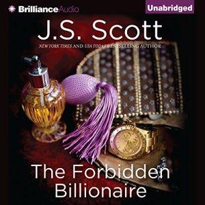 The Forbidden Billionaire audiobook cover art
