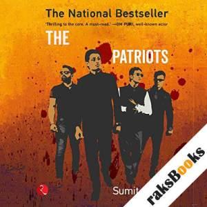 The Four Patriots audiobook cover art