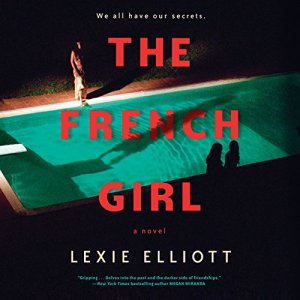 The French Girl audiobook cover art