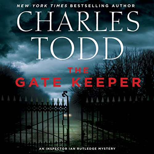 The Gate Keeper audiobook cover art