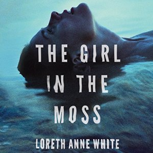 The Girl in the Moss audiobook cover art