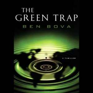 The Green Trap audiobook cover art
