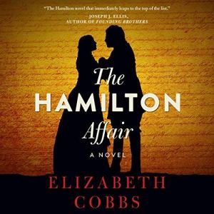 The Hamilton Affair audiobook cover art