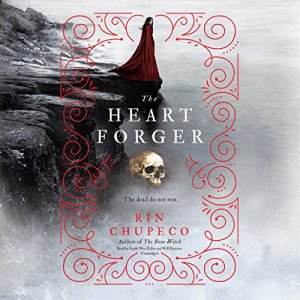 The Heart Forger audiobook cover art