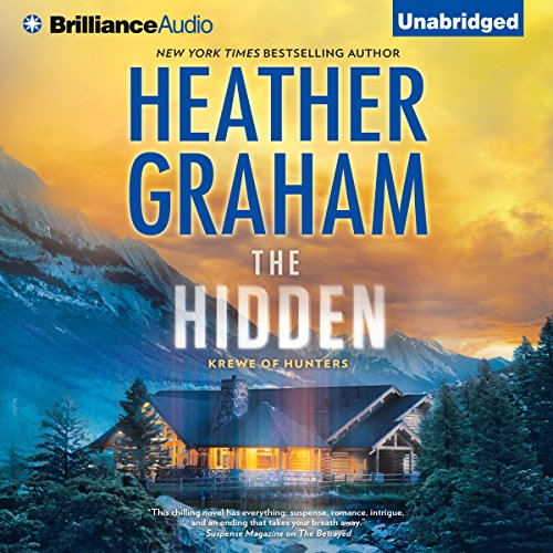 The Hidden audiobook cover art