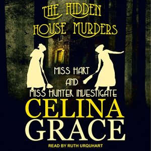 The Hidden House Murders audiobook cover art