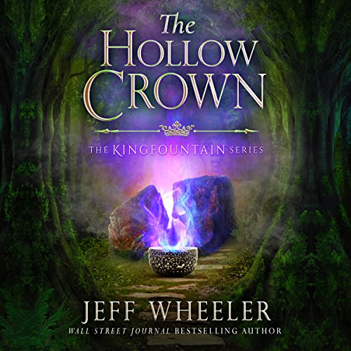 The Hollow Crown audiobook cover art