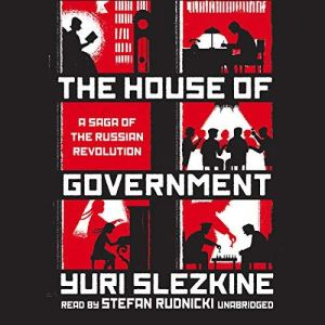 The House of Government audiobook cover art