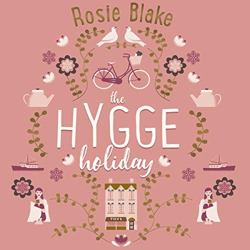 The Hygge Holiday audiobook cover art