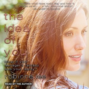 The Idea of You audiobook cover art