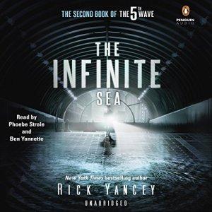 The Infinite Sea audiobook cover art
