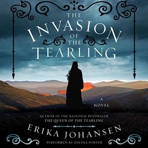 The Invasion of the Tearling audiobook cover art