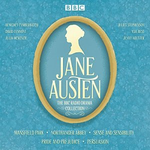 The Jane Austen BBC Radio Drama Collection audiobook cover art
