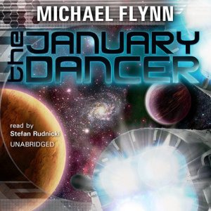 The January Dancer audiobook cover art