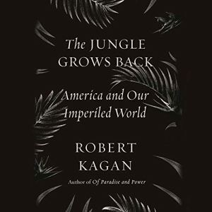 The Jungle Grows Back audiobook cover art