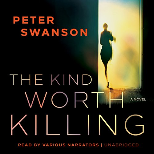 The Kind Worth Killing audiobook cover art