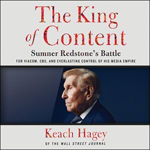 The King of Content audiobook cover art