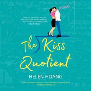 The Kiss Quotient audiobook cover art