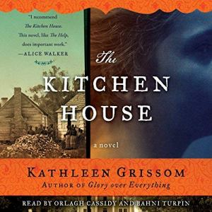 The Kitchen House audiobook cover art