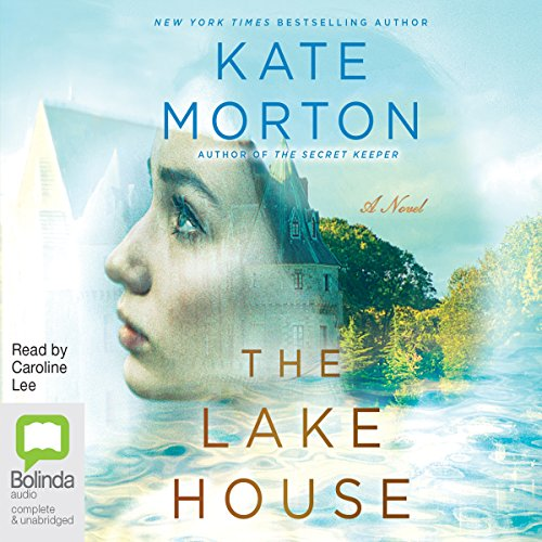 The Lake House audiobook cover art