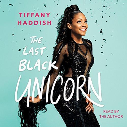 The Last Black Unicorn audiobook cover art