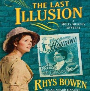 The Last Illusion audiobook cover art
