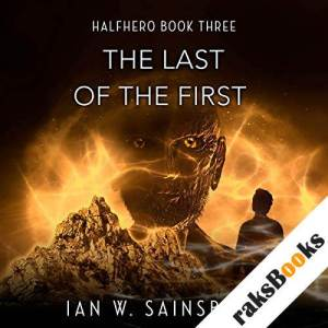 The Last of the First audiobook cover art