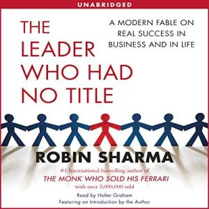 The Leader Who Had No Title audiobook cover art