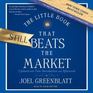 The Little Book That Still Beats the Market audiobook cover art