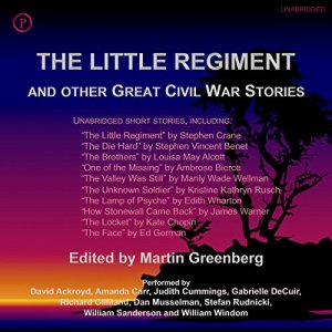 The Little Regiment and Other Great Civil War Stories audiobook cover art
