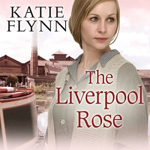 The Liverpool Rose audiobook cover art