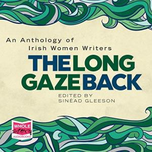 The Long Gaze Back audiobook cover art