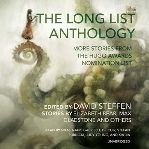The Long List Anthology audiobook cover art