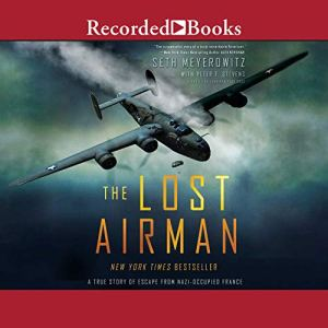 The Lost Airman audiobook cover art
