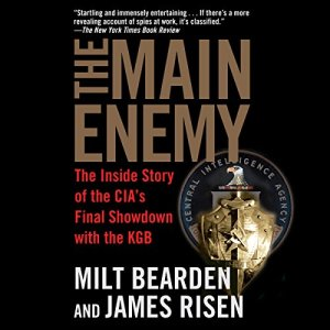 The Main Enemy audiobook cover art