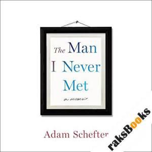 The Man I Never Met audiobook cover art