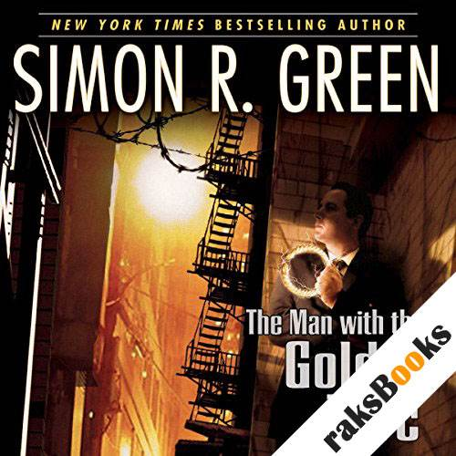 The Man with the Golden Torc audiobook cover art